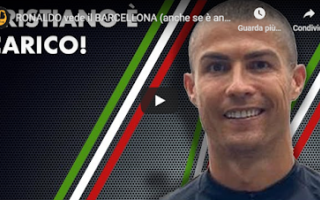 juventus juve calcio video ronaldo cr7