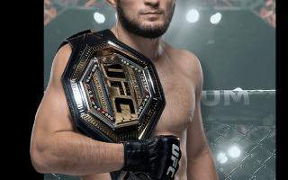 Sport: UFC 254 Khabib vs Gaethje watch live match dazn telegram