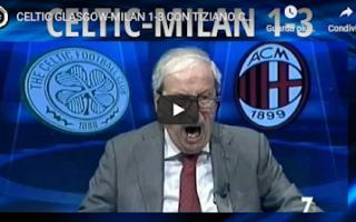 Europa League: milan video tiziano crudeli calcio tv