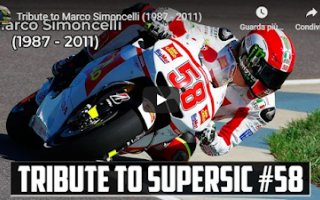 MotoGP: supersic video tributo morte simoncelli