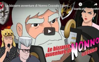 Satira: nonno cozzalo video satira ridere tv