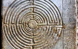 dedalo  fertilità  labirinti  lucca