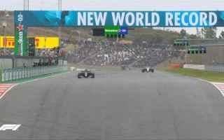 I protagonisti del Gran Premio del Portogallo sono stati: Hamilton: Demolisce Bottas in qualifica st