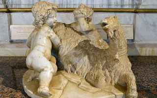 Cultura: amaltea  capra  cornucopia  mitologia