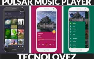 App: pulsar music player  app