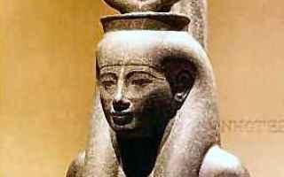 Cultura: dèi  egitto  hathor  mitologia egizia
