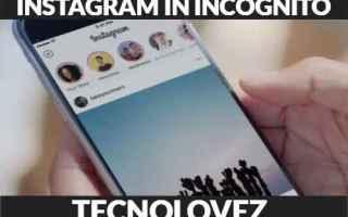 Instagram: ingramer  guardare storei instagram