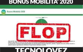 Internet: sito bonus mobitlità sito bonus