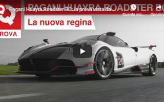 Motori: hypercar video prova auto motori