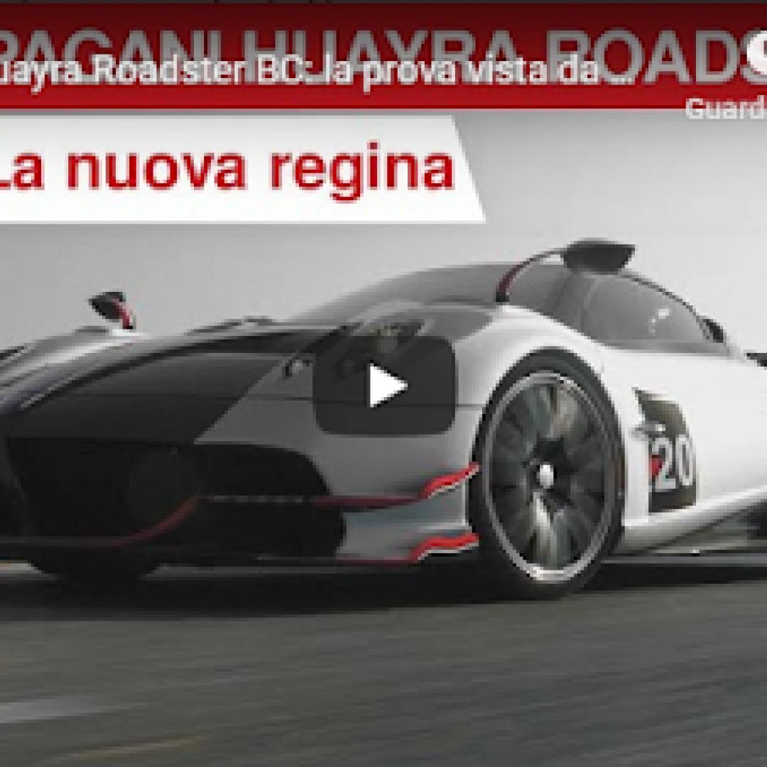 hypercar video prova auto motori
