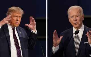dal Mondo: trump  biden  elezioni usa 2020
