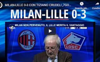 Europa League: milano milan europa calcio video