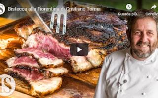 Ricette: italia video ricetta carne fiorentina