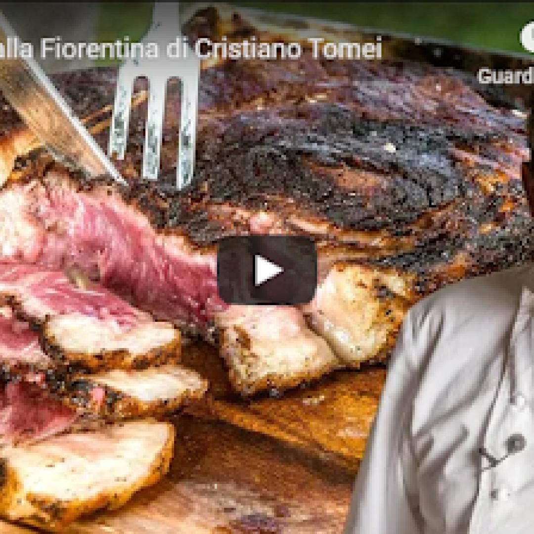 italia video ricetta carne fiorentina