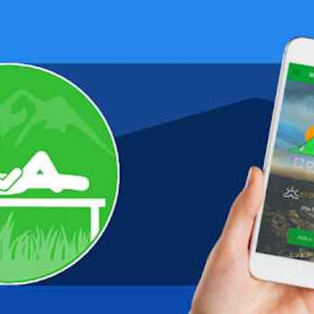 trekking sport android viaggi app blog
