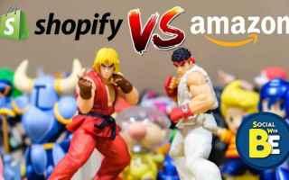 Siti Web: shopify  ecommerce  negozio online