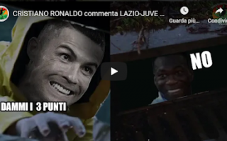 cr7 ronaldo calcio juventus video juve