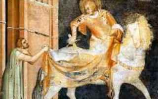 Arte: affreschi  arte  simone martini  assisi