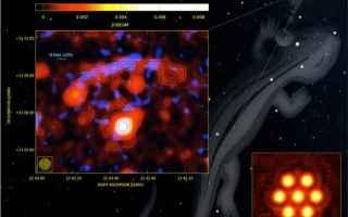 Astronomia: sardinia radio telescope  relitto radio