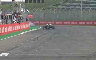 Formula 1: GRAN PREMIO DELLA TURCHIA: HAMILTON PRIMO MATCH POINT PER VINCERE IL SETTIMO TITOLO E RAGGIUNGERE SCHUMACHER