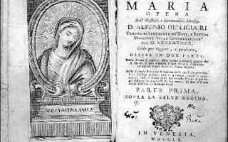 Religione: maria  sant'alfonso  gesù