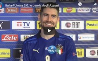 Nazionale: reggio emilia italia polonia video