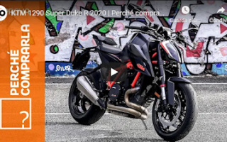 Motori: moto motori bmw video prova