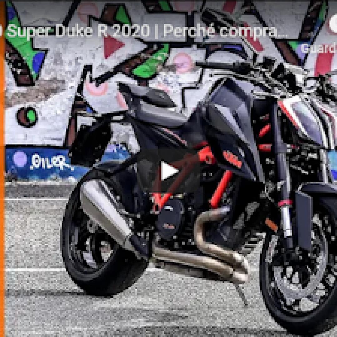 moto motori bmw video prova
