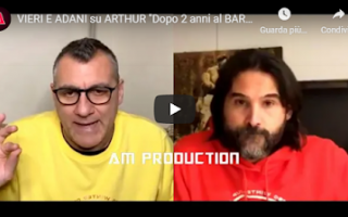 Serie A: instagram video calcio vieri adani