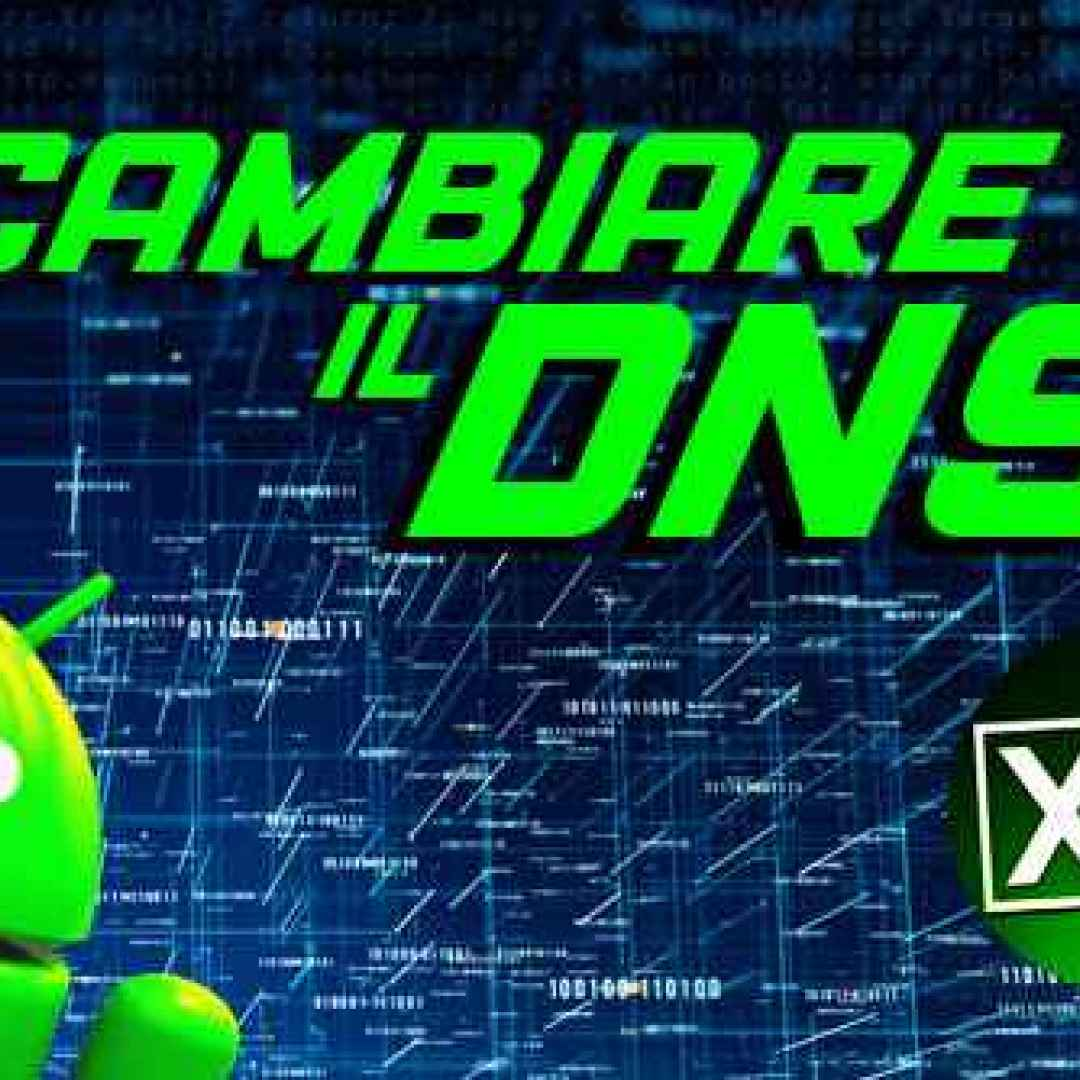 dns android connessione app web blog
