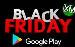 black friday  android sconti giochi app