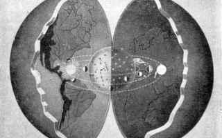 Cultura: mistero  paleontologia  terra cava