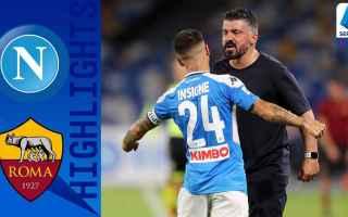 Serie A: napoli  roma  seriea  maradona