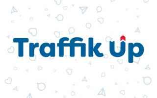 Internet: Traffik Up, la piattaforma italiana che aiuta i social