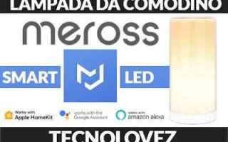 Computer: lampada smart meross msl430