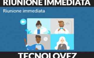 Computer: riunione immediata windows 10