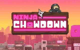 iphone ninja arcade indie game videogame