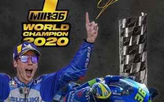 MotoGP: MIR IL NUOVO CAMPIONE DEL MONDO CHE E