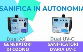 Economia: generatore  ozono  sanificazione  covid