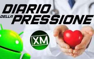 Salute: salute android cuore sangue pressione