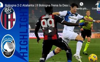 bologna atalanta video gol calcio