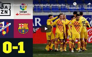 Calcio Estero: barcellona spagna video calcio gol