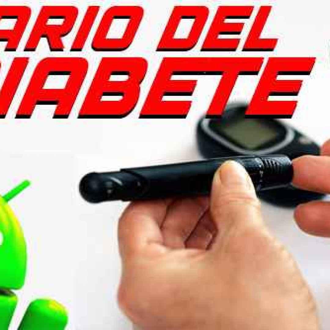 diabete salute diario app android