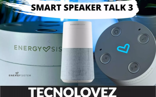 Computer: smart speaker 3 talk energy sistem