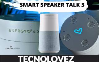 smart speaker 3 talk energy sistem