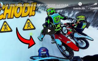 moto motori salvadori video pilota