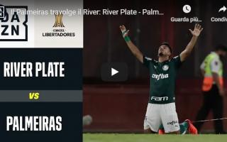 river plate palmeiras video calcio gol