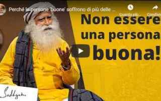 sadhguru mente soffrire video guru