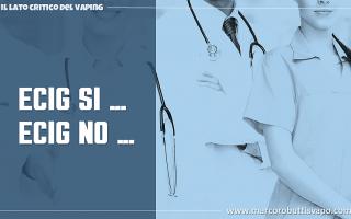 Salute: ecig  sigaretta elettronica  svapo