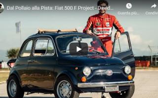 auto video davide cironi motori fiat